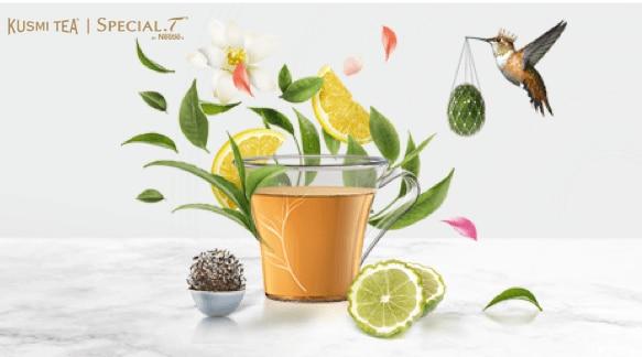 KUSMI TEA collectie